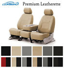 Coverking Custom Seat Covers Premium Leatherette - Choose Color And Rows $249.99 USD on eBay