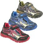 GEOX Lights Blinkschuh Halbschuh ANDROID Boy Drache Gr.26-34