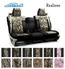 Coverking Custom Front Row Seat Covers Neosupreme Realtree Camo - Choose Color