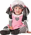 Costumes! Heartbreaker Baby Rag Doll Complete Costume Set Tod 18-24m