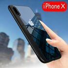 For iPhone (X) 10 8 7  6 6+ Ultra-thin Slim Silicone Soft Clear TPU Case Cover
