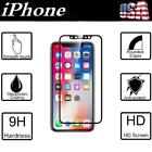 New Brand 3D Full Cover 9H Tempered Glass Screen Protector Film for Apple iPhone