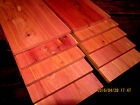 Packages of Kiln Dried Eastern Red Cedar Thin Lumber