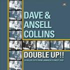 DAVE & ANSEL COLLINS (REGGAE) - DOUBLE UP!! USED - VERY GOOD CD