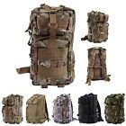 Military Tactical Backpack Expandable Small Lightweight Assault Pack 20L MOLLE