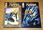Mike Grell's Maggie the Cat #1-2 VF/NM complete series bad girl image comics