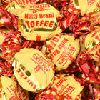 RETRO SWEETS WALKERS NON SUCH NUTTY BRAZIL TOFFEES CHRISTMAS FAVOURITE