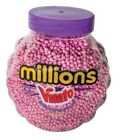 SWEETS NEW VIMTO FLAVOUR MILLIONS 1ST ON EBAY JAR NOT INCLUDED