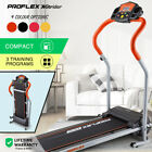 up to 20 off proflex electric treadmill compact machine walking exercise