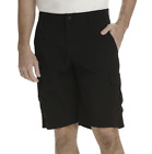 Lee Performance Cargo Shorts Size 40 Black New Msrp $46.00