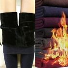 Women Lady Winter Thick Warm Fleece Lined Thermal Stretchy Skinny Leggings Pants