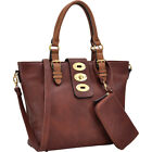 Dasein Work Tote with Adjustable Twist Lock and