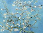 Almond Blossom by Vincent van Gogh. Highest Quality Fine Art Prints on Canvas