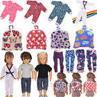 Handmade Doll Clothes Underwear Pants Bag Accessories for 18inch Girl Doll Toys