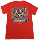 New World Graphics Georgia Bulldogs Hunting Camp T-shirt