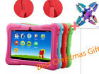 "Dragon Touch Y88x Plus 7"" Kids Tablet Android 5.1 8gb Dual Cam Bundle Soft Case"
