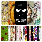 For Microsoft Lumia 550 N550 Hard Cover Case Tower Animal Insect Cartoon Deer