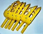 Sportime SofCrosse Soft Lacrosse, Set of 6 Yellow Replacement Heads
