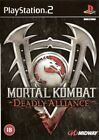 PS2 / Sony Playstation 2 game - Mortal Kombat Deadly Alliance (boxed)