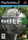 PS2 / Sony Playstation 2 game - Outlaw Golf 2 (boxed)