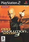 PS2 / Sony Playstation 2 game - Pro Evolution Soccer 3 / PES 3 (boxed)