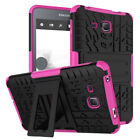For Samsung Galaxy Tab 3/4/E 7.0 Tablet Heavy Duty Armor Rugged Stand Cover Case
