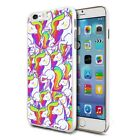 Cute Unicorn 05 - Design Shockproof Hard Case Cover For Mobiles