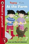 Topsy and Tim: At the Farm - Read it yourself with Ladybird: Leve... by Ladybird
