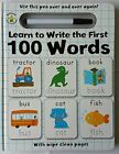 learn to write the first 100 words with Writing Pen Book The Fast Free Shipping