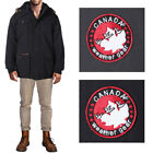 Canada Weather Gear Heavy Weight Parka Men's Faux Goose Down Jacket