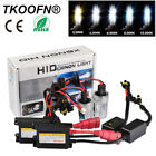35W/55W HID Xenon Conversion KIT Headlights Error Free Canbus H7 4300/6000/8000K