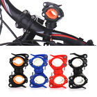 LED Light Bike Cycling 360° Rotation Flashlight Torch Mount Holder Clamp Clip