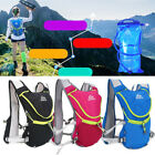8L Camping Backpack Hydration Pack Outdoor Sports Running Riding Vest Bag Safety