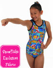 NEW Heroic Gymnastics Leotard by Snowflake Designs