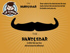 "Fake Mustache Kit - Lip Curtain ""The Handlebar"""