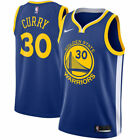 Golden State Warriors Stephen Curry Nike Blue Swingman NBA Jersey - Icon Edition