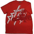 Leatt Kevin Windham T-Shirt Maroon Red Mens
