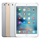 "NEW Apple iPad Mini 3 128GB iOS WiFi 4G LTE ""Factory Unlocked"" 3rd Gen Tablet"