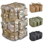 Military Tactical Backpack Rucksack 55L Army Bug Out Bag For Camping Hiking