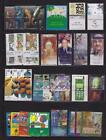 Israel 2000 MNH Tabs & Sheets Complete Year Set