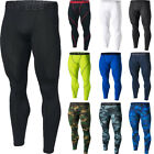 Tesla MUP19 Cool Dry Contour-Stitching Compression Tights Pants
