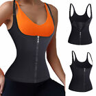 Women Quick Weight Loss Adjustable Straps Body Shaper Waist Cincher Tank Top Hot