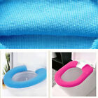 1PC Winter Warm Acrylic Fiber Toilet Oval Seat Lid Cover Pad Bathroom Closestool