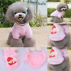 Cute Pet Dog Small Puppy Winter Warm Sweater Coat Costume Apparel Outfit Clothes