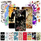 """For ZTE Nubia Z11 Max 6.0"""" Christmas Plastic Case Cover 2018 New Year Tower Cat"""