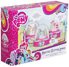 My Little Pony Magical Glitter Domes Paint Your Own Characters Creative Toy X 3