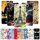 For Lenovo A760 Christmas Hard PC Case Cover 2018 New Year Stocking Strips Lvoe