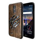 For LG Stylo 3 Plus Stylo 3 Stylus 3 LS777 Black TPU SILICONE Case Cover + Pen