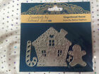 Tattered Lace Die- GINGERBREAD HOUSE (ETL156) Christmas Candy Cane  *FREE POST*