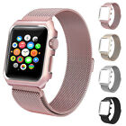 Stainless Steel Band Link Bracelet Straps for Apple Watch Series 3 2 1 42MM 38MM
